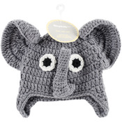 Elephant - Crocheted Hats For Babies