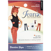 Orange - Jacquard Jeanie Denim Dyes .49oz