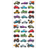 """Mini Mixed Cars - Paper House Puffy Stickers 3""""X6.35"""""""