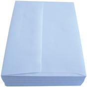 """White - Leader A6 Envelopes (4.75""""X6.5"""") 50/Pkg Peggable"""