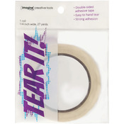 Tear It! Double-Sided Adhesive Tape 27yds