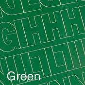 "Green - Permanent Adhesive Vinyl Letters & Numbers 1"" 183/Pkg"