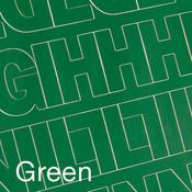 "Green - Permanent Adhesive Vinyl Letters & Numbers 2"" 167/Pkg"