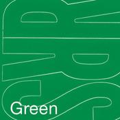"Green - Permanent Adhesive Vinyl Letters 6"" 94/Pkg"