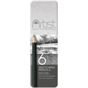 Fantasia Premium Sketch Pencil Set 6pc