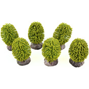"Green 2.25"" Bushes Pack"