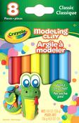 Basic - Crayola Modeling Clay Assortment 8/Pkg