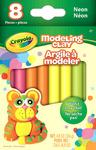 Neon - Crayola Modeling Clay Assortment 8/Pkg