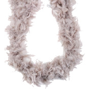 Barely There - Turkey Feather Chandelle Boa 2yd