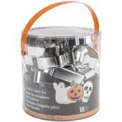 Halloween - Cookie Cutter Tub 18pcs