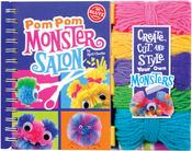 Pom-Pom Monster Salon Book Kit
