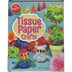Tissue Paper Crafts Book Kit
