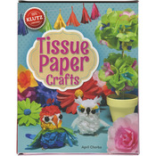 Tissue Paper Crafts Book Kit