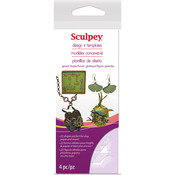 Jewelry Shapes - Sculpey Design It Templates