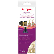 Sculpey Clay Decals
