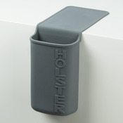Gray - Lil' Holster Any Heat-Resistant Silicone Holder
