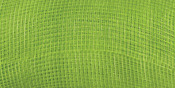 "Light Green - Decorative Mesh Metallic Ribbon 21""X10yd"