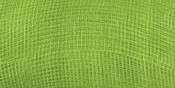 "Light Green - Mesh Metallic Ribbon 21""X10yd"