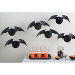 Spooky Night - Honeycomb Bat Kit Makes 6
