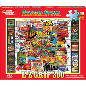"Favorite Games - Jigsaw Puzzle 1000 Pieces 24""X30"""