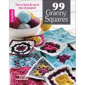 99 Granny Squares - Leisure Arts