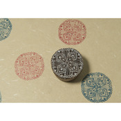 Intricate Mandala - Blockwallah Block Stamp