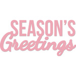 Season's Greetings - Kaisercraft Word Die