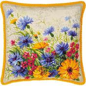 "15.75""X15.75"" 10 Count - Moorish Lawn Cushion Counted Cross Stitch Kit"