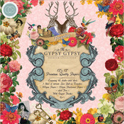 Gypsy Gypsy Craft Consortium Double-Sided Paper Pad