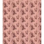 "Pink Rose - Craft Consortium Decoupage Papers 13.75""X15.75"" 3/Pkg"