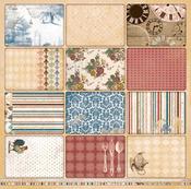 Toile Paper - Provence - Bo Bunny