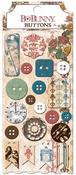Provence Buttons - Bo Bunny