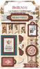 Provence Layered Chipboard - Bo Bunny