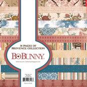 Provence 6 x 6 Paper Pad - Bo Bunny
