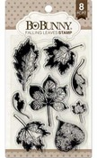Falling Leaves Clear Stamps - Bo Bunny