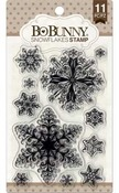Snowflakes Clear Stamps - Bo Bunny