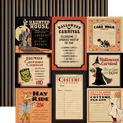 Halloween Carnival Paper - Trick Or Treat - Carta Bella
