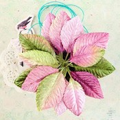 Patricia Mulberry Paper Leaves - Royal Menagerie - Prima