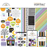 October 31st Essentials Kit - Doodlebug