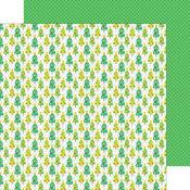 Candy Forest Paper - Sugarplums - Doodlebug