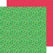 Holly Days Paper - Sugarplums - Doodlebug