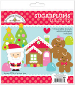 Sugarplums Craft Kit - Doodlebug