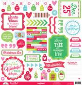 Sugarplums This & That Sticker Sheet - Doodlebug