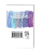 Watercolor 2 x 3.5 Paper Pad - Prima