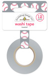 Baseball Washi Tape - Doodlebug