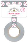 Baseball Washi Tape - Doodlebug