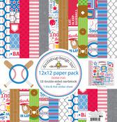 Home Run Paper Pad - Doodlebug