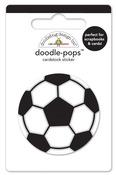 Soccer Ball Doodlepops - Doodlebug