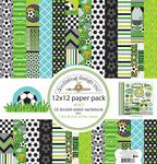 Goal! Paper Pack - Doodlebug