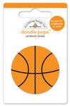 Basketball Doodlepops - Doodlebug